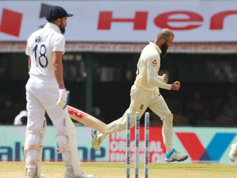IND vs ENG: Moeen Ali Becomes First Spinner To Dismiss Virat Kohli For A Duck In Tests   Cricket News