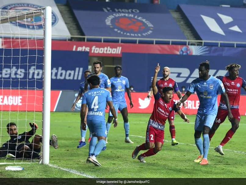 ISL: Mumbai City FC Suffer League Shield Setback As Jamshedpur FC Claim Stunning Win