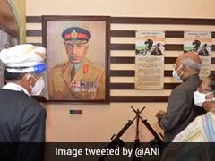 President Kovind Inaugurates General KS Thimayya Museum In Karnataka