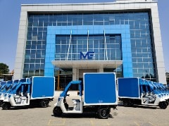 Amazon India Partners With Mahindra Electric; Will Induct Treo Zor EV In Its Delivery Fleet
