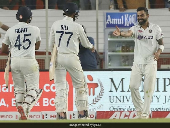 India vs England: Twitter Reacts As India Close In On World Test Championship Final