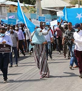 """Somalia Political Impasse Over Holding Of Election """"Disappointing"""": India"""