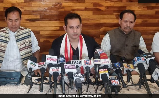 Ruling BJP, Ally Suffer Shock Defeat In Tripura Tribal Council Polls