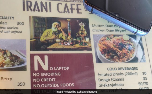 Don't Comb, Flirt Or Ask For Free Advice At This Pune Cafe. See ROFL Post