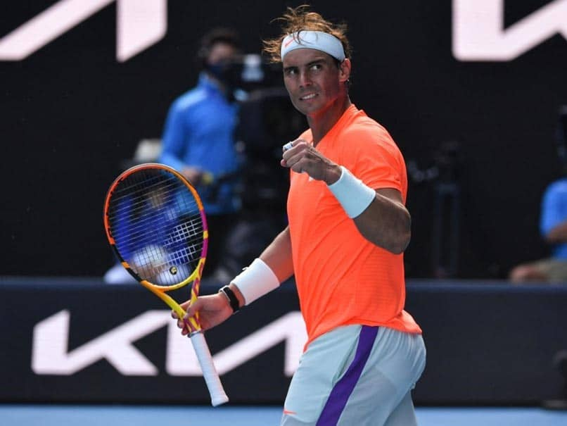 Australian Open: Rafael Nadal Beats Fabio Fognini To Reach 43rd Grand Slam Quarter-Final