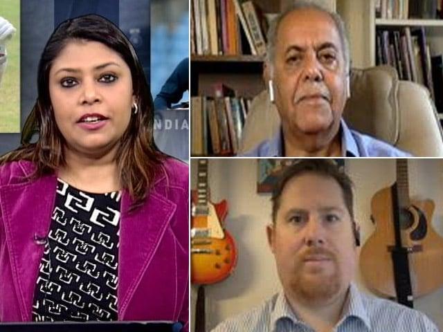 Video : Nasser Hussain Playing Mind Games: Yajurvindra Sigh