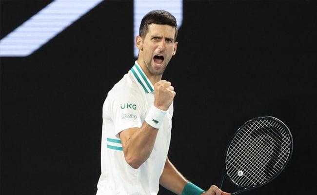 Novak Djokovic beats Aslan Karatsevto reach a 9th Australian Open final