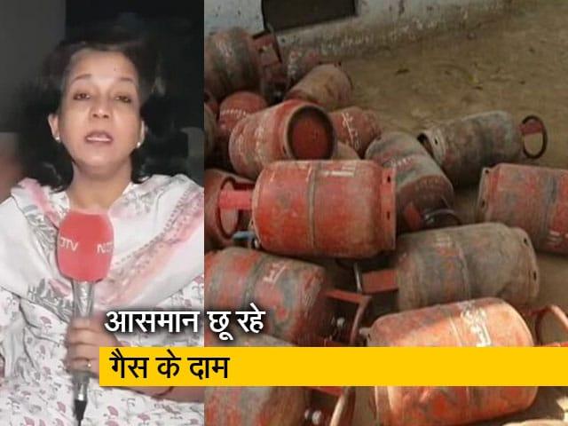 Videos : राजस्थान : महंगा हुआ सिलेंडर तो चूल्हे पर बन रहा खाना
