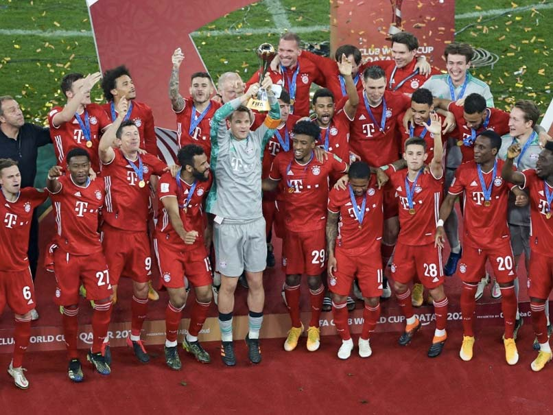 """Bayern Munich Beat Tigres In Club World Cup Final To Claim """"Six Pack"""" Of Titles"""