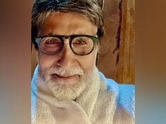 Big B Shares An Update On His Health, Writes About Undergoing A Surgery