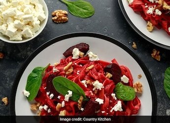 "Woman Makes Strawberry Pasta, Matcha Pasta And More; Internet Calls It ""Cursed Pasta"""