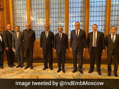 """""""Excellent Discussion"""": India, Russia Hold Talks Over Bilateral Issues"""
