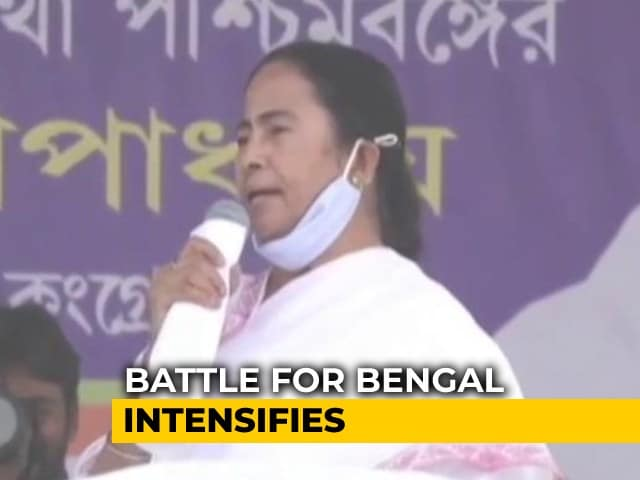Video : PM, Mamata Banerjee's Focus On Bengal's Hooghly: 2 Rallies 2 Days Apart