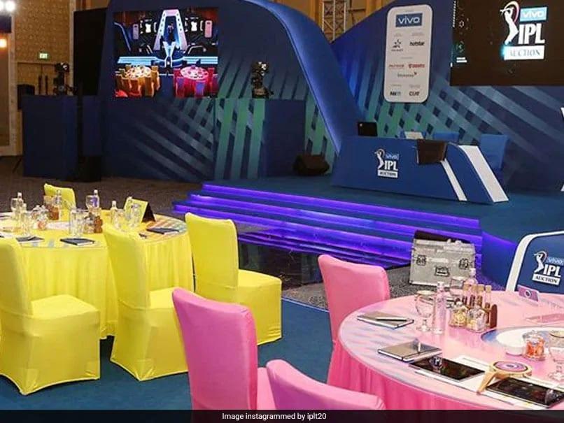 IPL Auction 2021 Live Updates: After Jhye Richardson, Punjab Kings Bag Shahrukh Khan | Cricket News