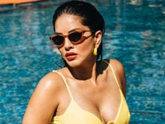 Sunny Leone Began Her Day At Work Like This. See Pics