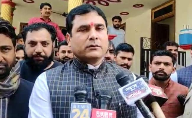 'Goes Anywhere For Rs 2,000': BJP MLA's Barb At Rakesh Tikait
