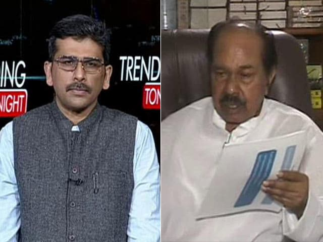 """Video : """"Consumer Is King, Government Needs To Listen To Its People"""": Veerappa Moily"""