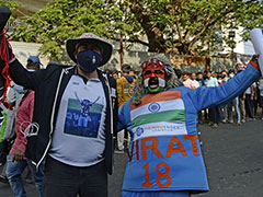 India vs England: Inspired By Die-Hard Fan, Barmy Army Musters Half Dozen For Second Test Match