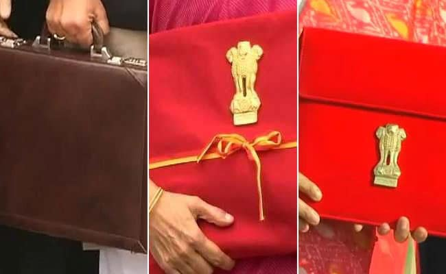 From Briefcase To Bahi-Khata To Tablet: Budget Over The Years
