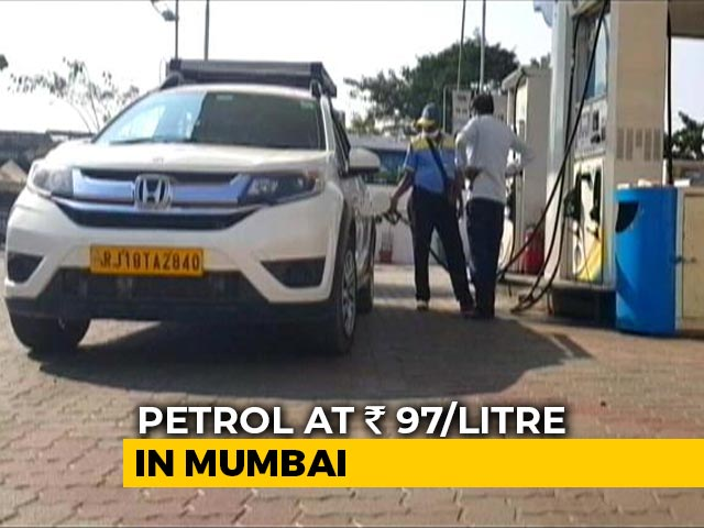 Video: Fuel Prices Hiked For 12th Straight Day
