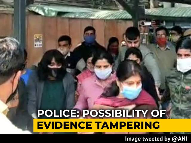 "Video : Activist Disha Ravi Sent To Jail For 3 Days In ""Toolkit"" Case"