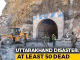 Video : More Bodies Recovered From Uttarakhand Tunnel
