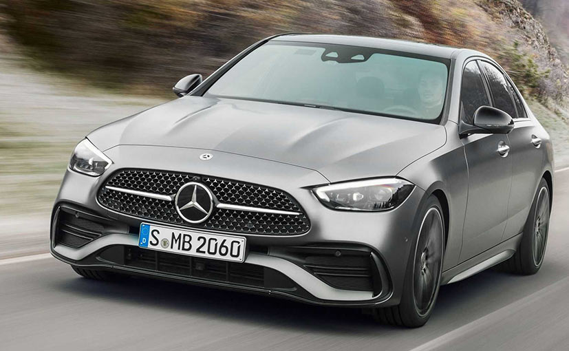 All-New Mercedes-Benz C-Class Breaks Cover