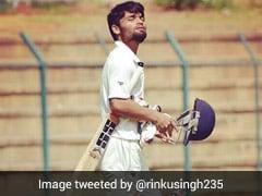 Vijay Hazare Trophy 2021: Rinku Singh Stars As Uttar Pradesh Stun Defending Champions Karnataka