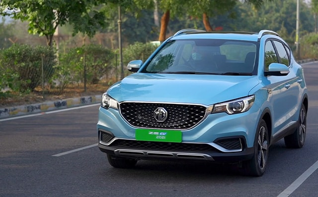 2021 MG ZS EV First Look