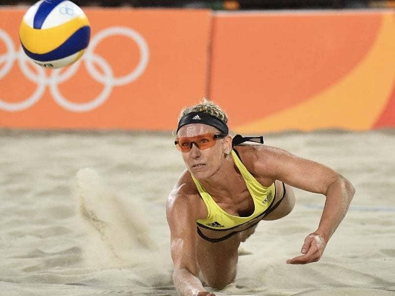 German Beach Volleyball Stars Boycott World Tour Event In Qatar Over Bikini Ban
