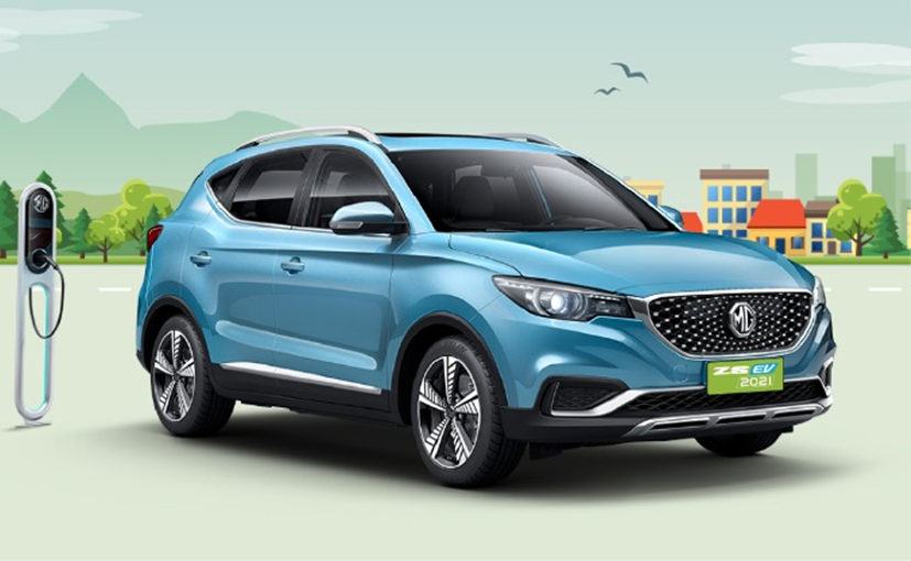 2021 MG ZS EV: Price Expectation - carandbike