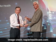 Indian-Origin Doctor, Expert On Communicable Diseases, Dies In Singapore