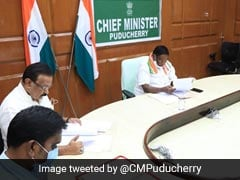 Congress Government In Puducherry Slips Into Minority Ahead Of Polls