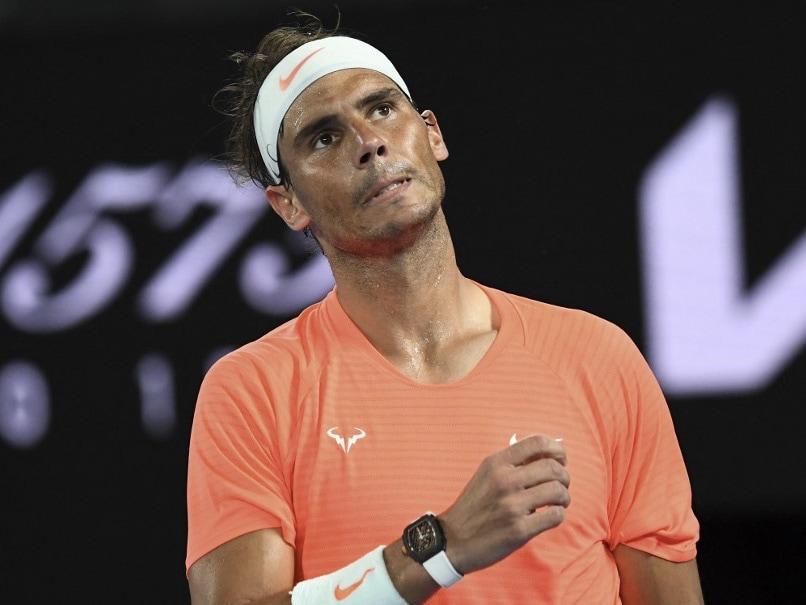 Australian Open: Stefanos Tstitsipas Stuns Rafael Nadal In Five-Set Thriller To Make Semis thumbnail