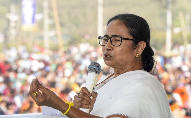 """Vaccines Free Of Value To All"": Mamata Banerjee To PM Forward Of Polls"