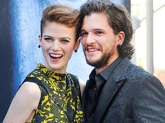 """Kit Harington And Rose Leslie, Now Parents To A Baby Boy, Are """"Very, Very Happy"""""""