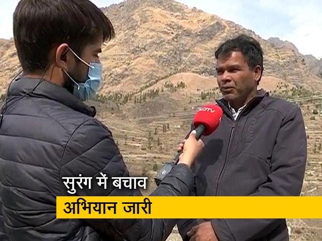 Videos : उत्तराखंड: लोगों को निकालने के लिए ऑपरेशन जारी