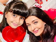 "Meet Aishwarya Rai Bachchan's Valentine - ""Darling Angel"" Aaradhya"
