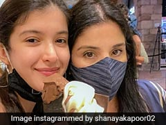 Maheep And Shanaya Kapoor's Lunch Date Was Filled With Yummy Goodies (See Pics)