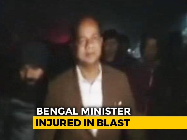 Video : Bengal Minister Injured In Bomb Attack, CID Takes Over Probe