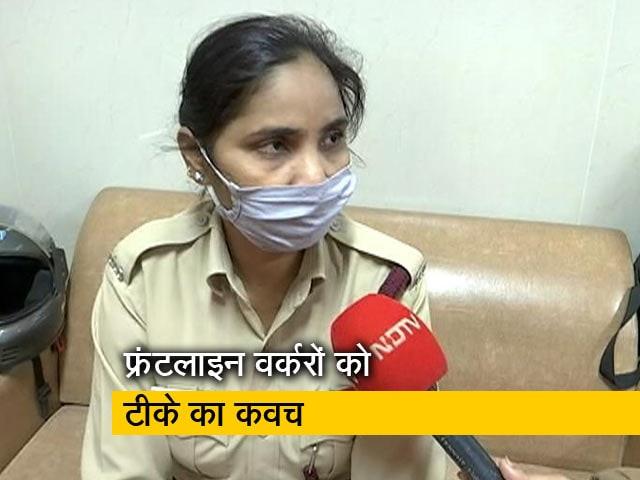 Videos : दिल्ली में 6 लाख फ्रंटलाइन वर्करों का भी शुरू हुआ कोरोना टीकाकरण