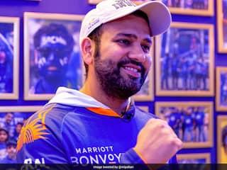 "IPL 2021: Rohit Sharma Welcomes New Mumbai Indians Players To ""City Of Heroics"". Watch"