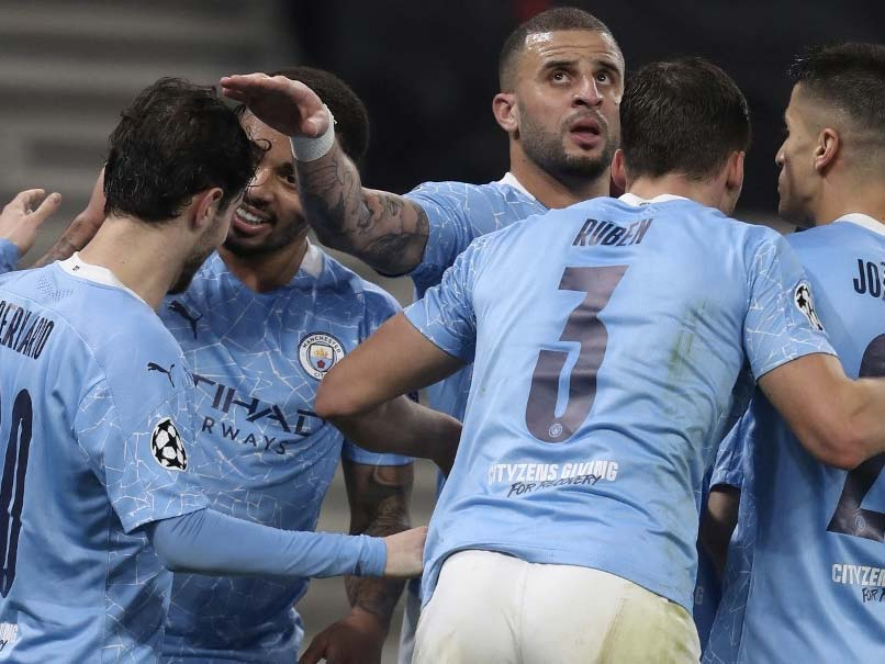 Manchester City Champions League Second Leg Against Gladbach Moved To Budapest