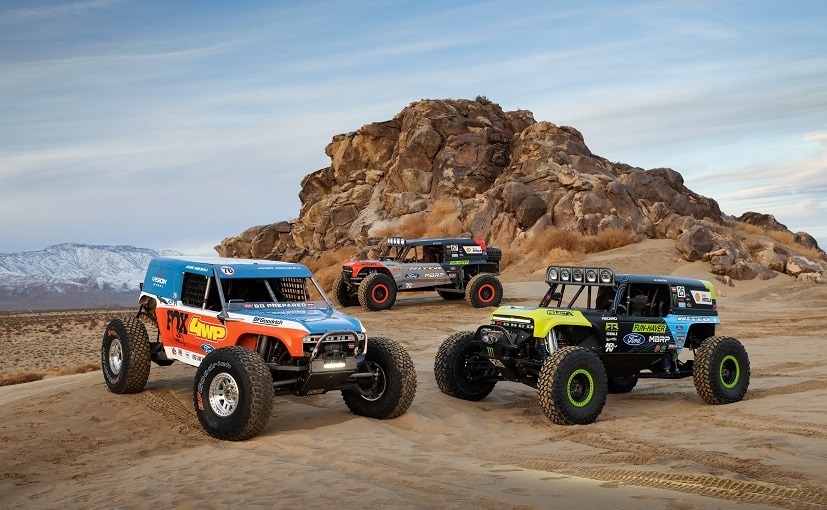 King of the Hammers is one of the most extreme off-road competitions in the world.
