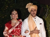 Video : Dia Mirza And Vaibhav Rekhi Are Married
