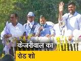 Video : सूरत में AAP की एंट्री, अरविंद केजरीवाल का रोड शो