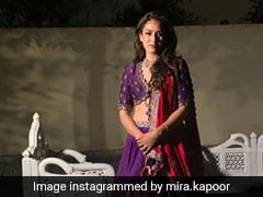 Mira Rajput Is The Definition Of Bridesmaid Goals This Wedding Season