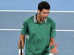 Australian Open: Novak Djokovic Crushes Jeremy Chardy In Straight Sets To Advance To 2nd Round