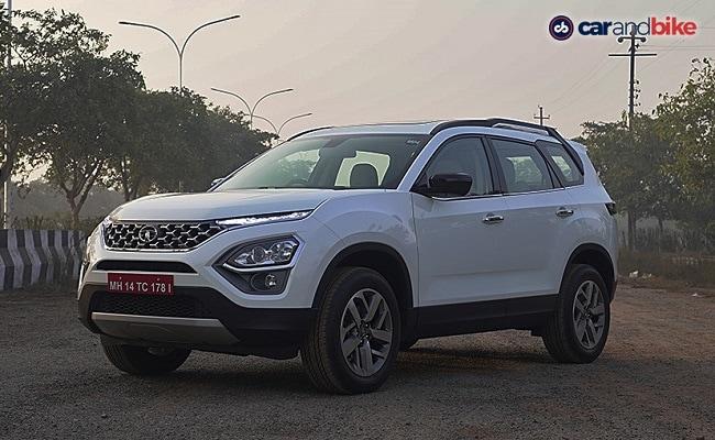 The Tata Safari SUV was showcased at the 2020 Auto Expo as the Gravitas concept