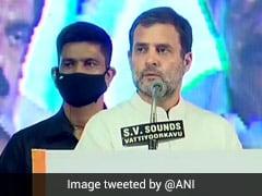 """The Man Who Ran To Kerala..."": BJP Leaders Hit Out At Rahul Gandhi"